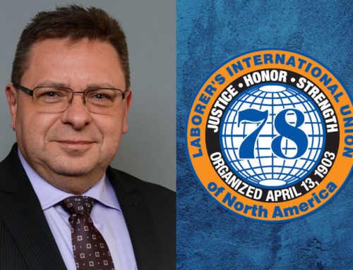 Message from Pawel Gruchacz, Deputy Supervisor