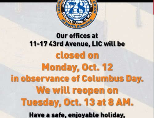 Columbus Day Holiday Office Closures