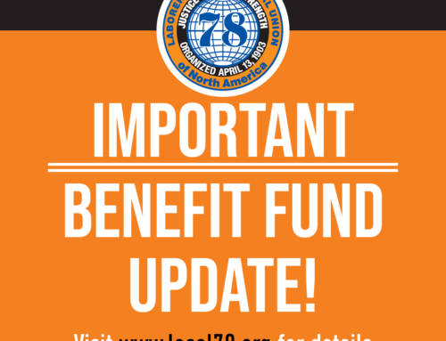 Welfare Fund Eligibility Assistance for Active Participants
